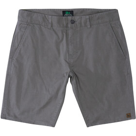 Hippy Tree Ridge Shorts Men charcoal